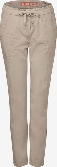CECIL Loose Fit Hose Chelsea in beige, Produktansicht