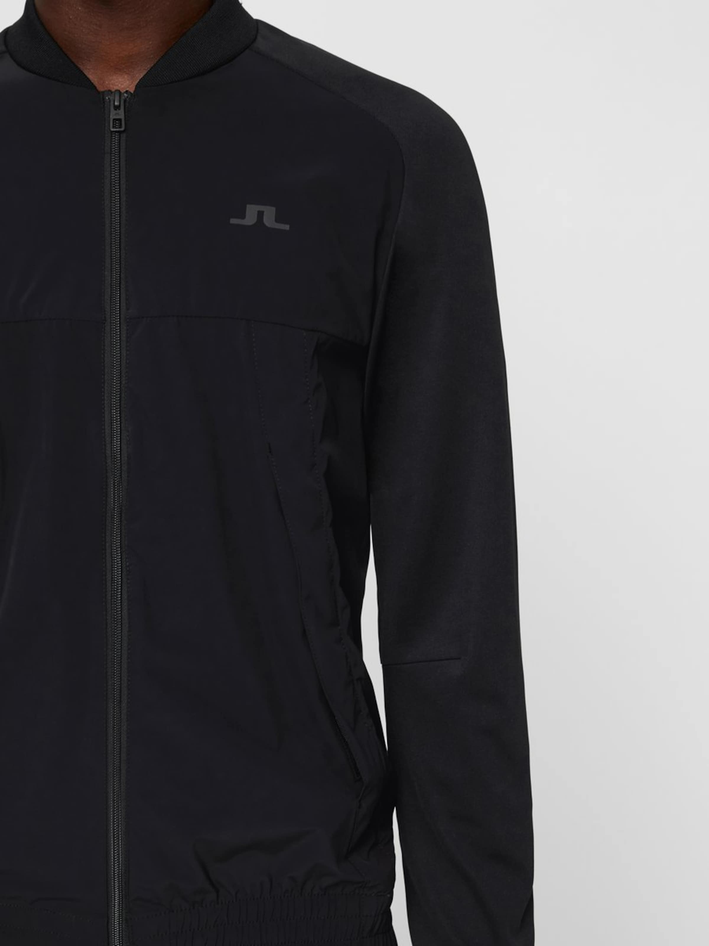 Jacke lindeberg In Luxe' J Schwarz 'm A35L4Rqj