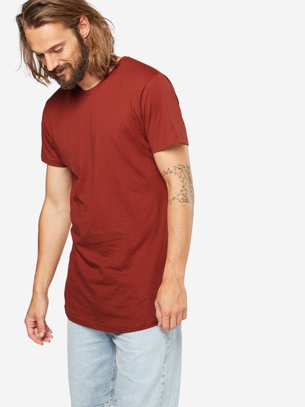 Urban Classics T-Shirt 'Shaped Long Tee'