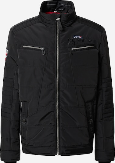 CAMP DAVID Between-season jacket in Black, Item view