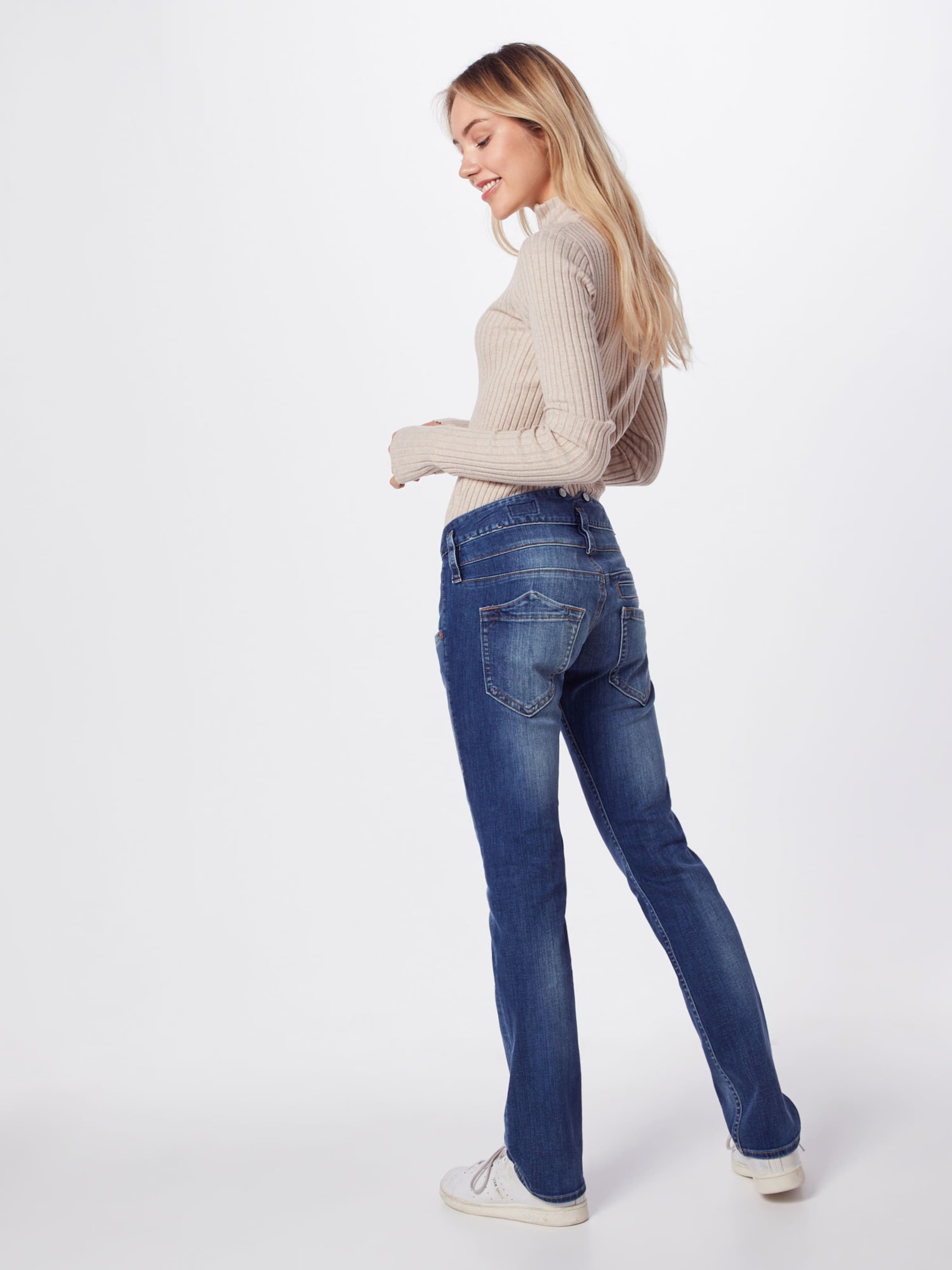 Herrlicher 'pitch' In Denim Blue Jeans trsQhd