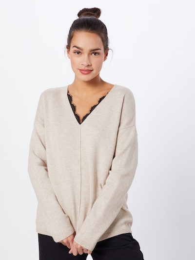 TOM TAILOR Pullover in camel, Modelansicht