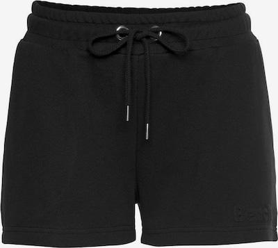 BENCH Sweatshorts in schwarz, Produktansicht
