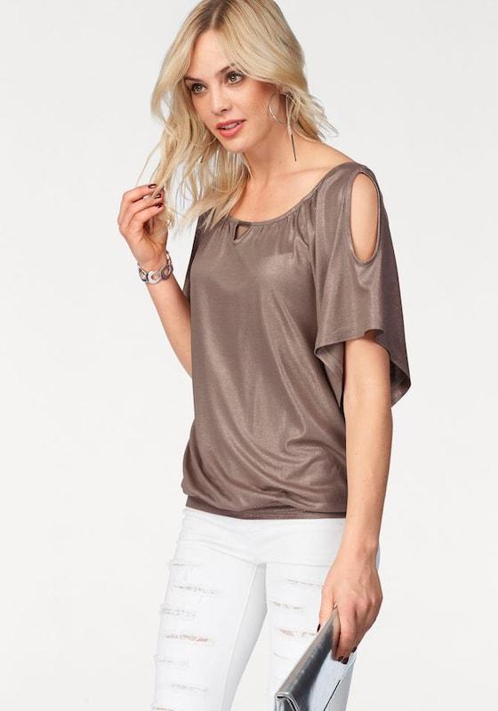 MELROSE Carmenshirt