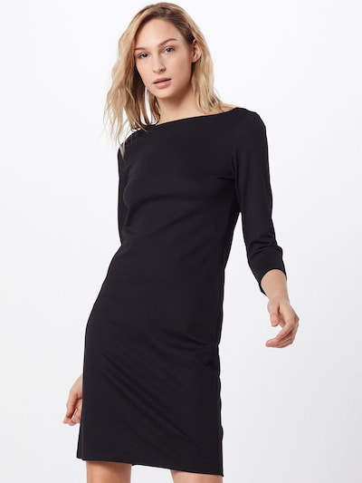 OPUS Sukienka 'Willy ROS' w kolorze czarnym: Widok z przodu