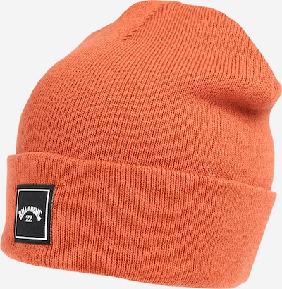 BILLABONG Sportmütze 'STACKED' in orange / schwarz, Produktansicht