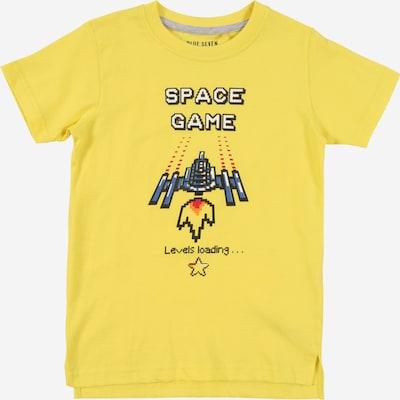 BLUE SEVEN Shirt in gelb, Produktansicht
