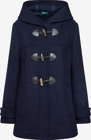 UNITED COLORS OF BENETTON Jacke 'MONTGOMERY' in navy, Produktansicht