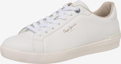Sportbačiai be auliuko 'ROLAND' iš Pepe Jeans , spalva - balta, Prekių apžvalga