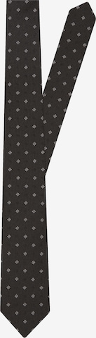 Cravate 'Schwarze Rose' SEIDENSTICKER en noir