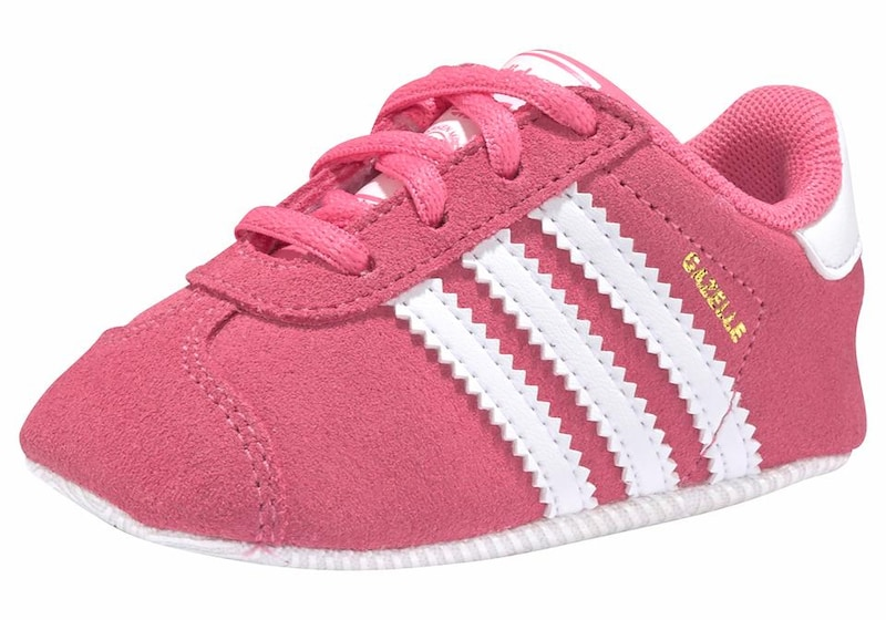 6cd8856c1a5 ADIDAS ORIGINALS Sneakers 'Gazelle Grib' in Pink / Wit | ABOUT YOU