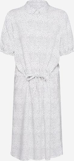 Soyaconcept Robe-chemise 'GRACE' en noir / blanc cassé, Vue avec produit