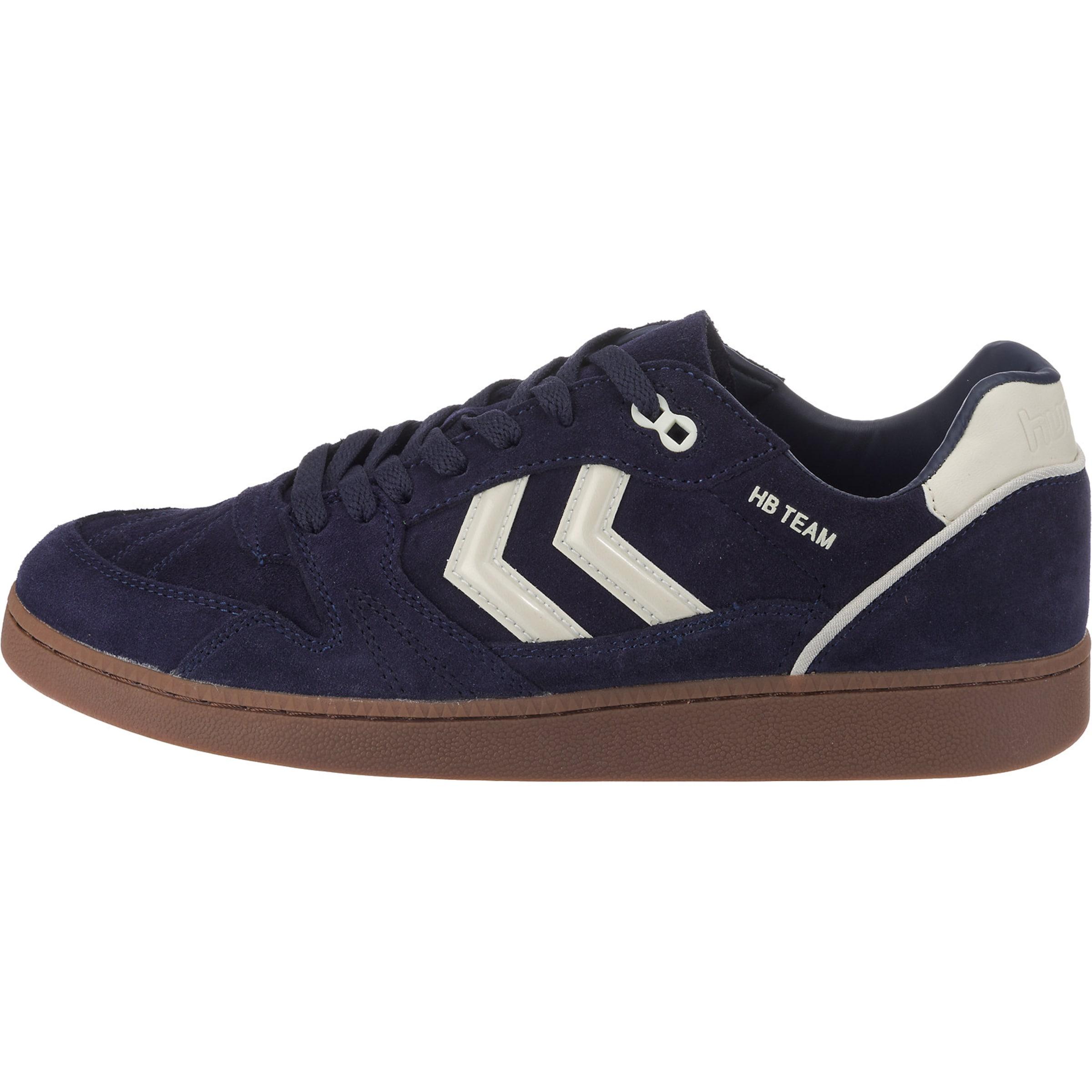BlauWeiß 'hb Team' Hummel Sneakers Low In Fl1Jc3TK