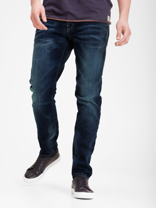 JACK & JONES Comfort Fit Jeans Mike BL 650