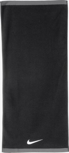 NIKE Handtuch in schwarz, Produktansicht