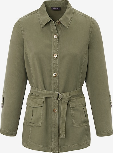 Basler Blusenjacke in khaki, Produktansicht