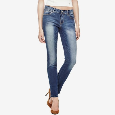 GUESS Skinny-fit-Jeans in blau, Modelansicht