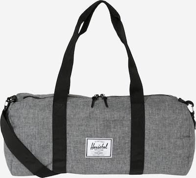 Kelioninis krepšys iš Herschel , spalva - margai pilka / juoda, Prekių apžvalga