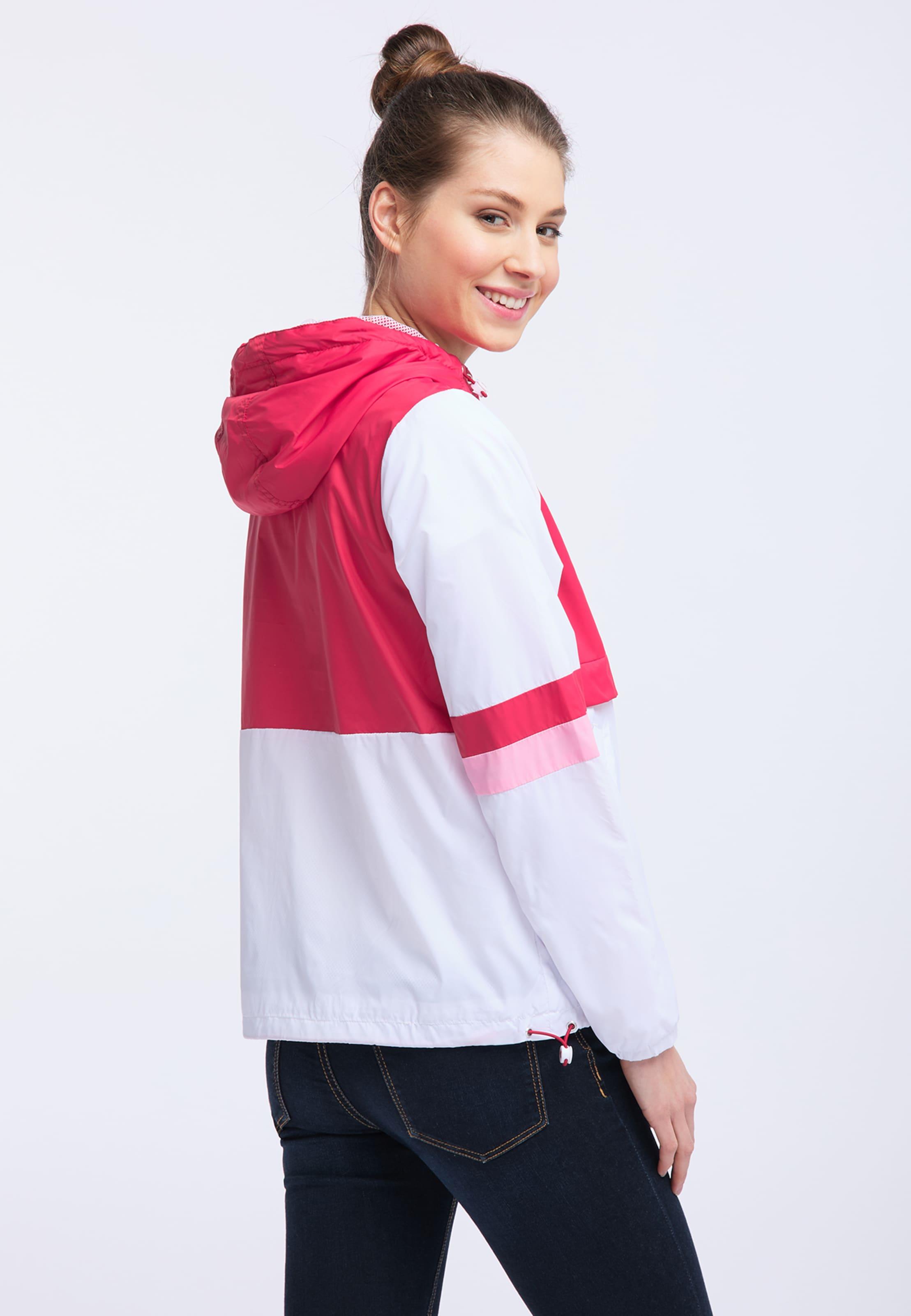 Veste Blanc En Mymo RosePitaya saison Mi JTK5F3cul1