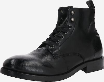 Hudson London Veterlaarzen in de kleur Zwart, Productweergave