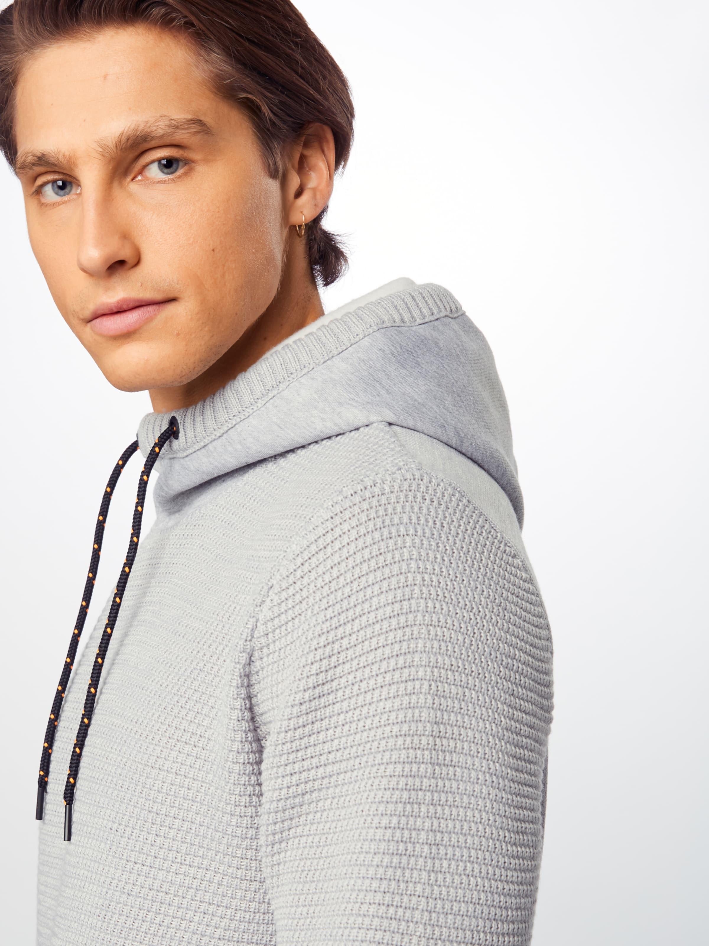 JACK /& JONES Herren Jcospruce Knit Hood Pullover