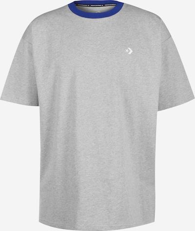 CONVERSE T-Shirt ' All Star Oversized ' in dunkelblau / grau, Produktansicht