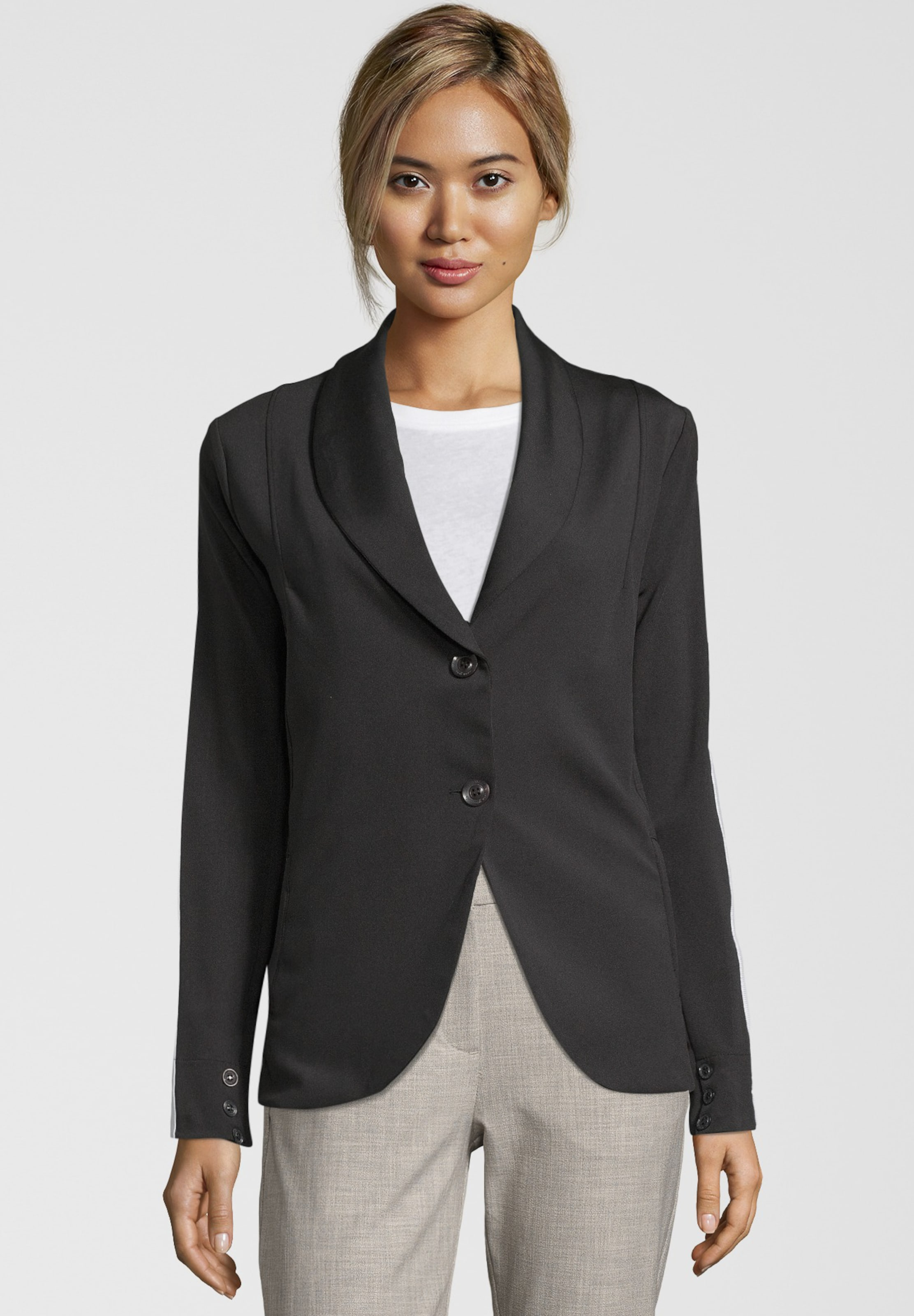 Blazer SchwarzWeiß Miss In Goodlife Miss Goodlife 4qjL3R5Ac