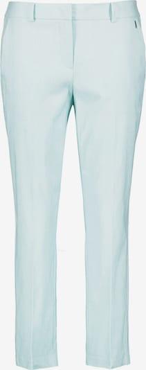 TAIFUN Hose Freizeit verkürzt 7/8 Hose aus Leinen-Mix Peg Leg in hellblau, Produktansicht