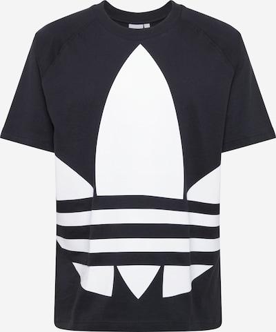 ADIDAS ORIGINALS Shirt 'BG Trefoil Tee' in schwarz / weiß, Produktansicht
