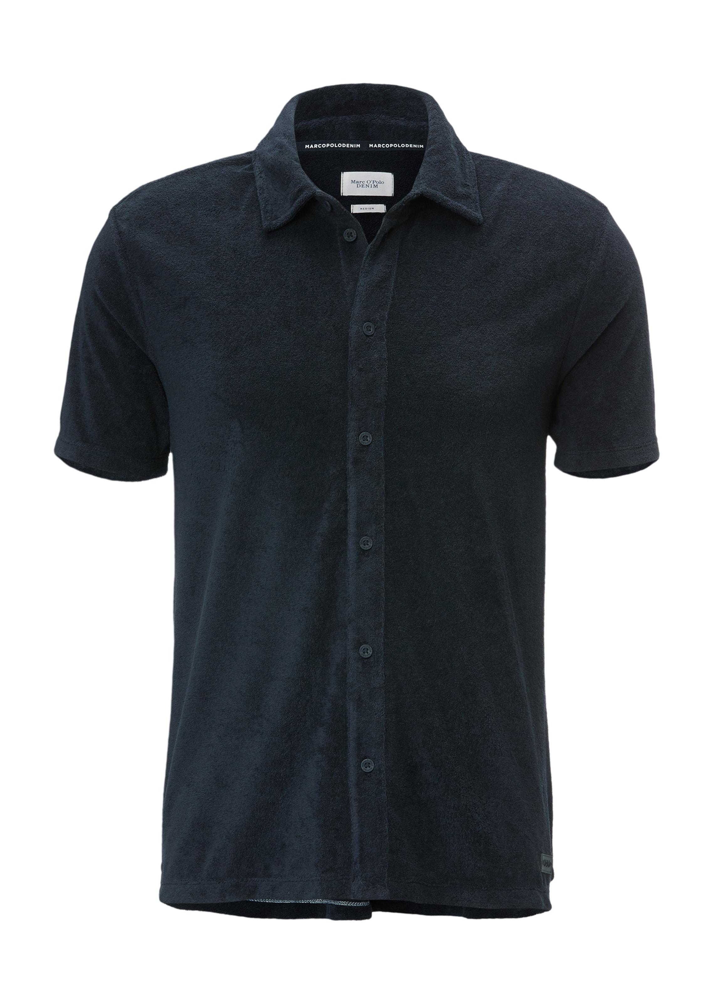 Shirt Denim In Nachtblau Marc O'polo 0yv8wOmnN