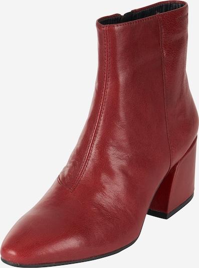 Cizme glezne 'Olivia' VAGABOND SHOEMAKERS pe roșu, Vizualizare produs