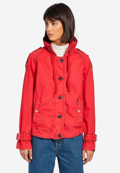 khujo Jacke 'STACEY' in rot, Produktansicht