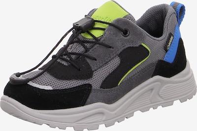 SUPERFIT Sneaker 'BLIZZARD' in blau / grau, Produktansicht