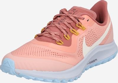 NIKE Chaussure de course 'Air Zoom Pegasus 36 Trail' en rose / blanc, Vue avec produit
