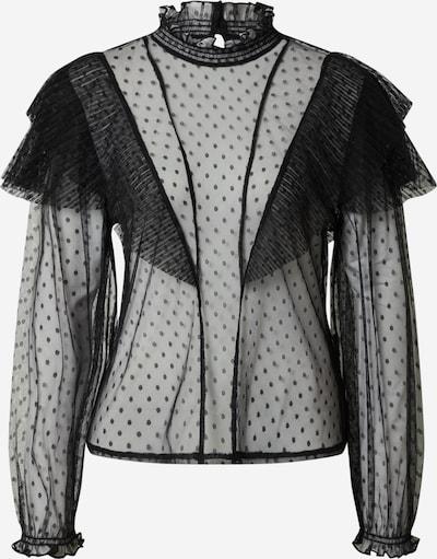 EDITED Bluse 'Jolene' in schwarz, Produktansicht