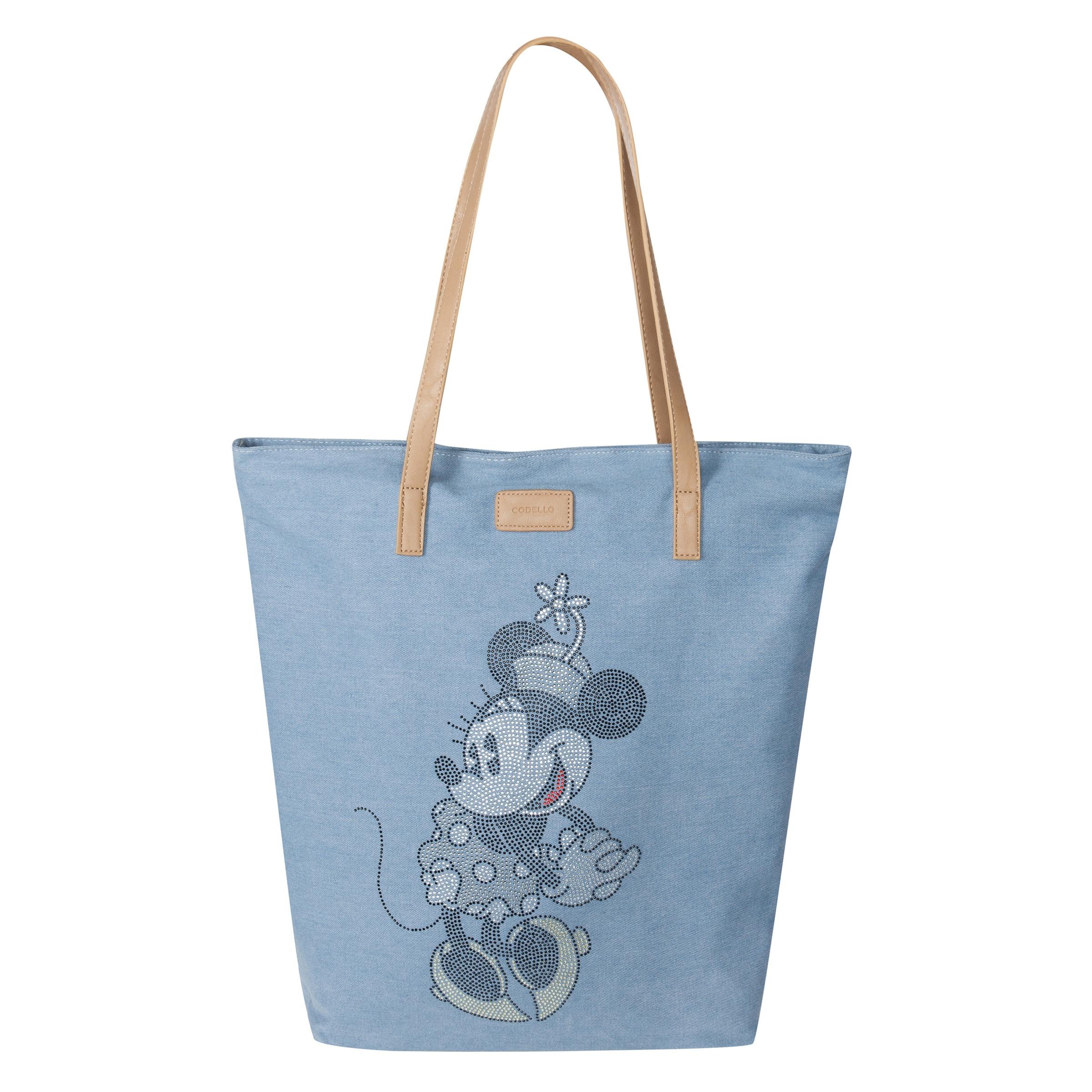 Fachlich CODELLO Denim-Shopper mit Disney-Motiv Empfehlen Zum Verkauf Niedrigen Preis Versandkosten Für Günstigen Preis Billige Eastbay Freies Verschiffen Ebay rdC6E1Nx