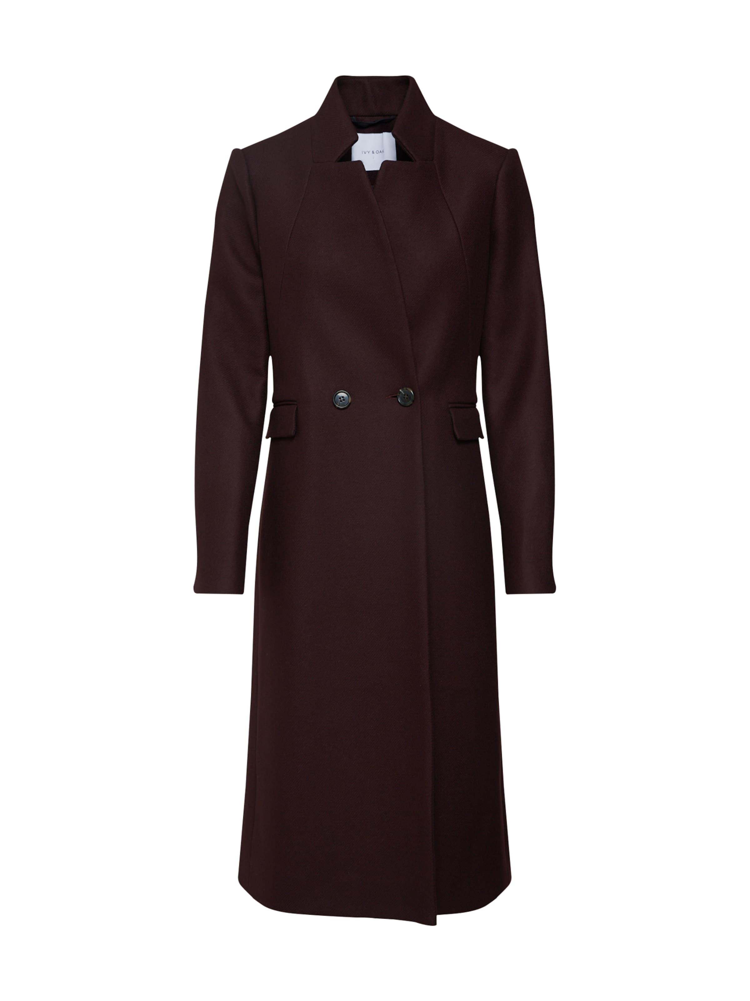 Mi 'blazer Oak Manteau Ivyamp; En Aubergine Coat' saison Yb76vmyIfg