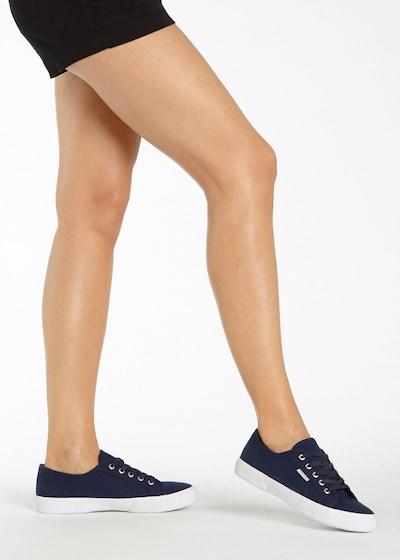 LASCANA Sneaker in marine: Frontalansicht