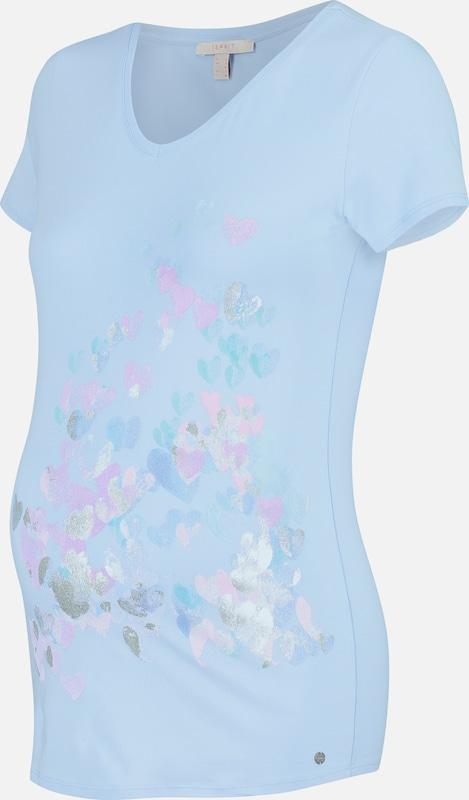 Esprit LichtblauwGrijs Oudroze Shirt Maternity In 5Rq34LcSAj
