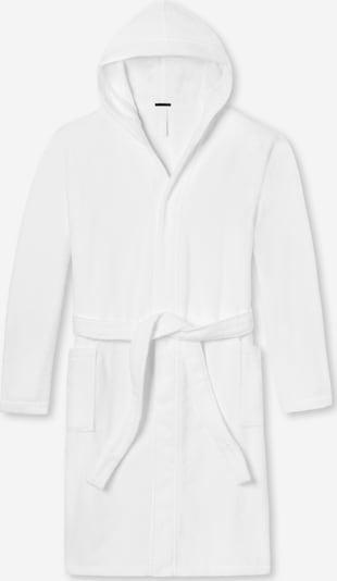 SCHIESSER Bademantel in weiß, Produktansicht