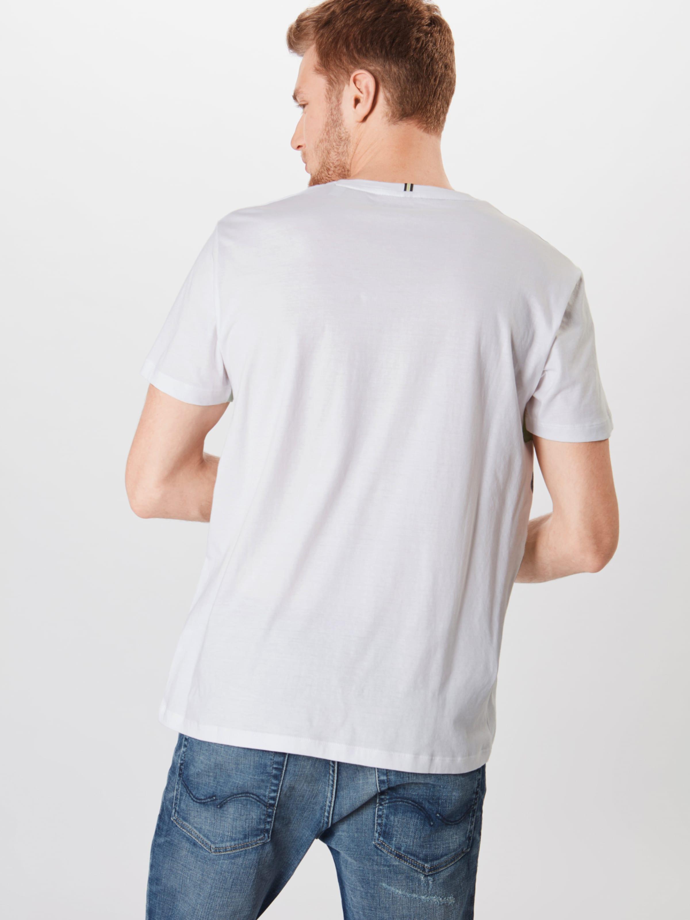 In Esprit Shirt Weiß BlauApfel Esprit UpqSVMz
