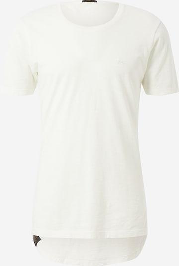 DENHAM Shirt 'INGO TEE SLC' in de kleur Wit, Productweergave