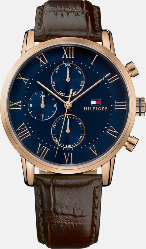 TOMMY HILFIGER Multifunktionsuhr 'Sophisticated Sport, 1791399'