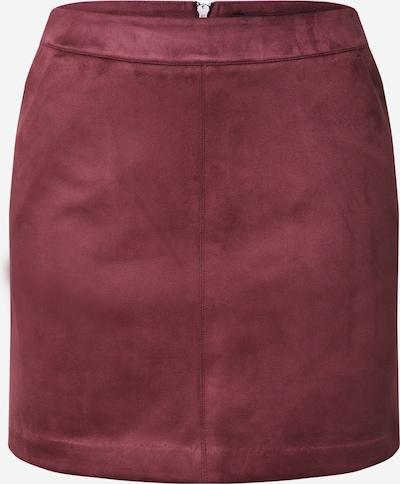 VERO MODA Rok 'Donnadina' in de kleur Bordeaux, Productweergave