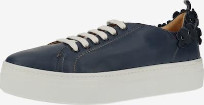 Darkwood Sneaker in nachtblau, Produktansicht