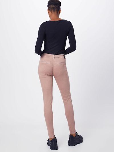 REPLAY Pantalon 'KARYNA' en rose: Vue de dos