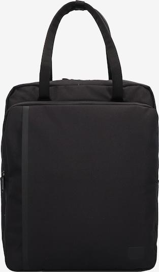 Herschel Sac d'ordinateur portable 'Travel' en noir, Vue avec produit