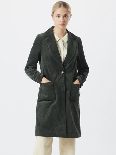 ONLY Płaszcz przejściowy 'Astrid' w kolorze ciemnozielonym, Podgląd na modelu(-ce)