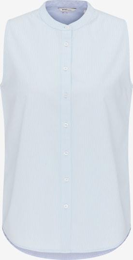 MUSTANG Bluse ' Basic Summer Top ' in weiß, Produktansicht