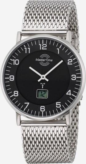 Master Time Uhr 'MTGS-10557-22M' in schwarz / silber, Produktansicht